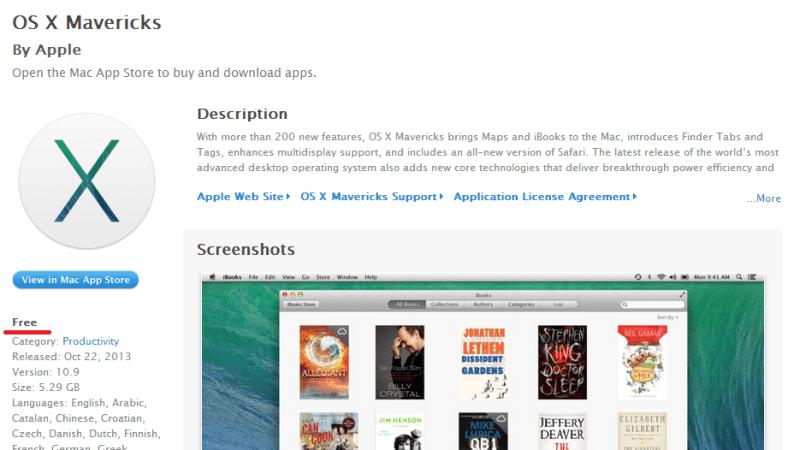 Sistemul de operare gratuit, de ce Apple castiga iar
