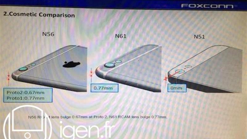 iPhone 6 a aparut deja pe internet