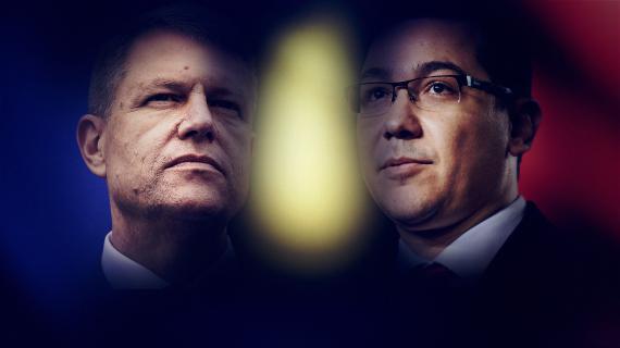 Cine sunt Victor Ponta si Klaus Ioahnnis