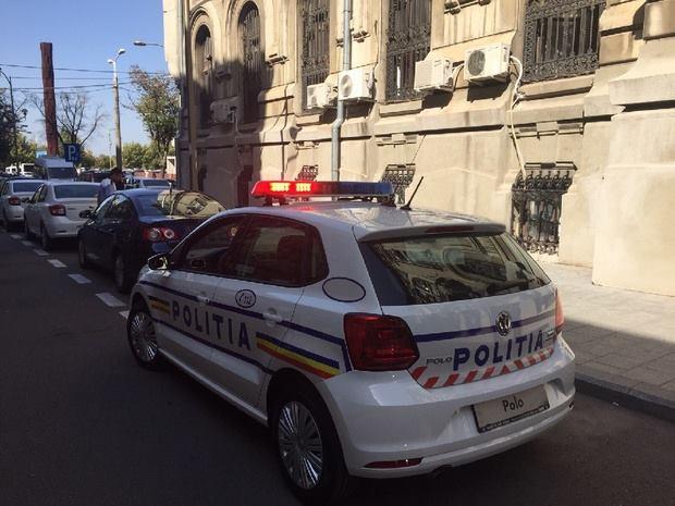 Poliția română cumpără Volskwagen-uri, pentru că Loganurile nu mai sunt la modă?