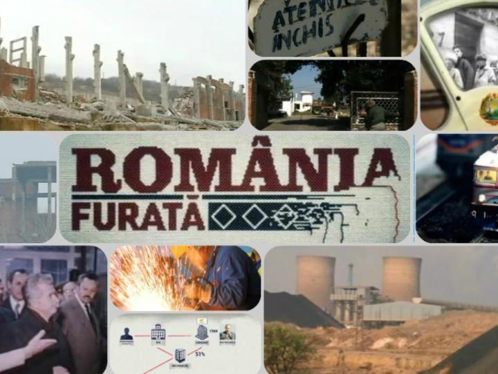 România Furată. 108 miliarde de dolari au dispărut din țară