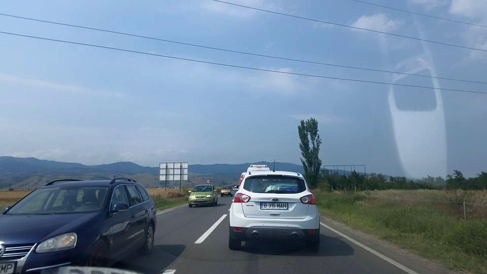 România se sufocă din cauza lipsei drumurilor