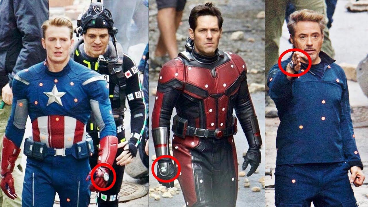 فلم المنتقمون نهاية اللعبة Avengers Endgame فناتك السينمائية
