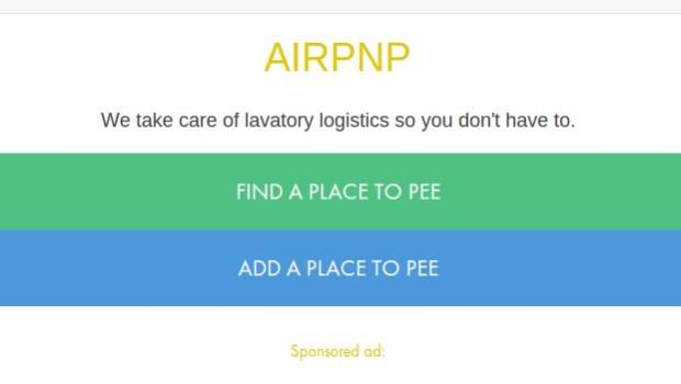 AirPnP partage les salle de bains.