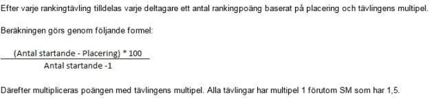 rankingforklaring