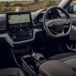 Hyundai Ioniq Electric Interior Comfort Drivingelectric