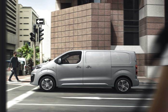 Peugeot E Expert Electric Van Price Spec And Details Drivingelectric