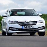 Skoda Superb Hybrid Review Drivingelectric