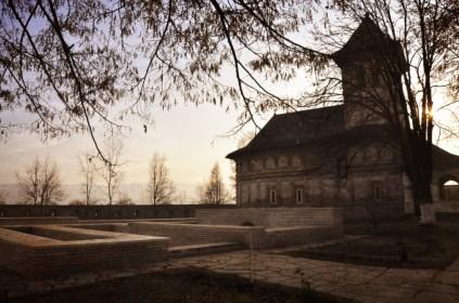 Manastirea Strehaia 2