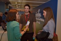 Cu Alexandra de la Paravion.ro si Anca de la GrooveHour (iTour) (TTR 2012)