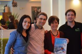 Cu Travel Mix, Lumea Mare, la lansarea revistei Elixir Travel