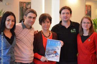 Cu Travel Mix, Lumea Mare, i-Tour la lansarea revistei Elixir Travel