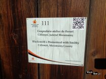 Cod QR pentru mai multe detalii - Muzeul Astra - Dumbrava Sibiului