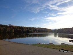 Cum se vede lacul - Muzeul Astra - Dumbrava Sibiului