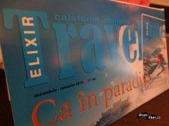 Calendar de birou 2013 cu primul număr Elixir Travel