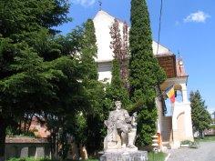 Profil cu Prima Școală Românească - Brașov