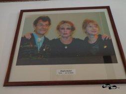 Brigitte Bardot la Rezervația de Urși de la Zărnești