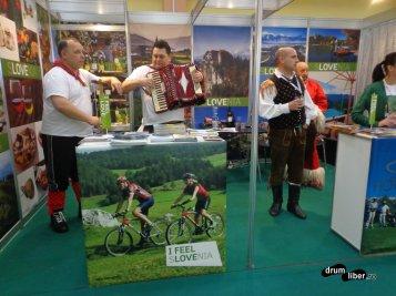 Slovenia la Târgul de turism al României martie 2013