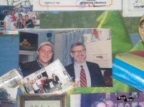 James Rosapepe (Ambasadorul SUA) și Gemal Memish