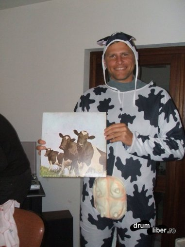 Andrei și vacile :))