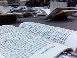Ziua internațională a cărții la București