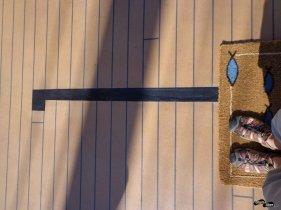 Urcarea pe vas: sunt numărul 1