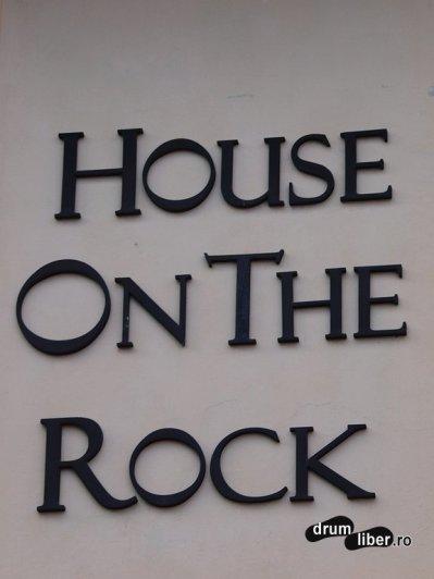 Casa de pe Stâncă - House on the Rock din Sighișoara