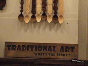 Artă tradițională