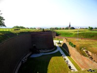 Traseul celor trei fortificații