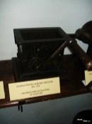 Mașină pentru zdrobit droguri, secolul 19