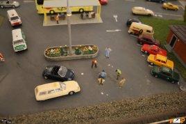 Încăierare în trafic