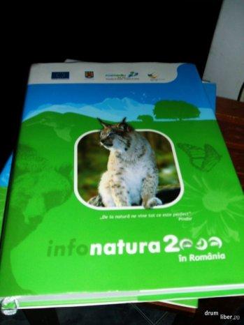 ALBUMUL Natura 2000 în România