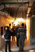 Șantier la Spitalul Județean de Urgență din Târgu Mureș