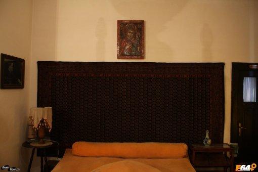 Dormitorul Mariei Cantacuzino - Enescu