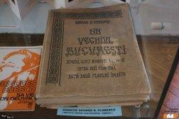Din vechiul București - carte din colecția nepotului Marucăi