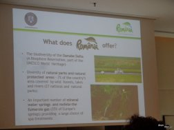România se prezintă: biodiversitatea