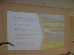Plenara 3 - Încotro curge Dunărea?