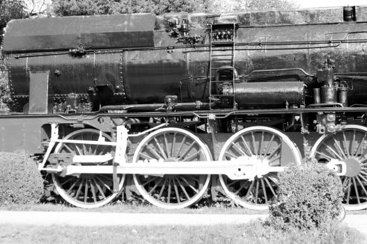 Muzeul cu locomotive