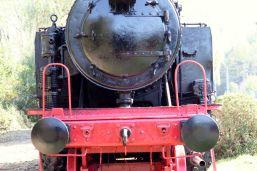 Muzeul cu locomotive din Reșița