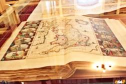 Atlas Major, Amsterdam 1657-1682. Stampe colorate de mână
