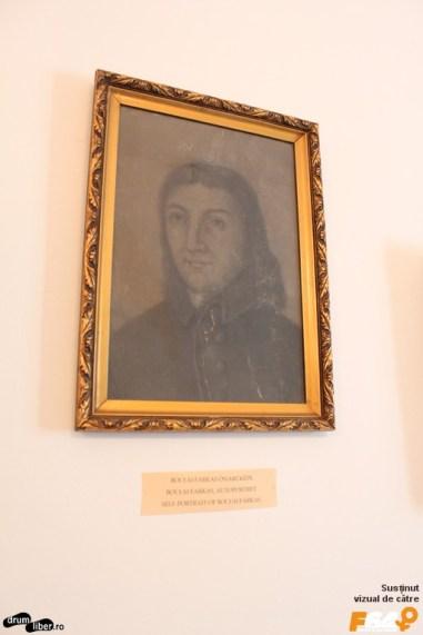 Bolyai Farcas - autoportret