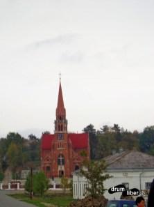Catedrala catolică din Cacica