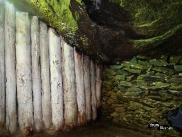 Interior protejat cu lemn