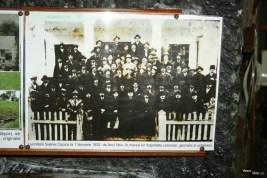 Lucrătorii salinei la 1 ianuarie 1932, în mare majoritate polonezi, germani, ucrainieni
