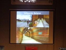 Singura mină salină de potasiu, în Belarus (Soligorsk)