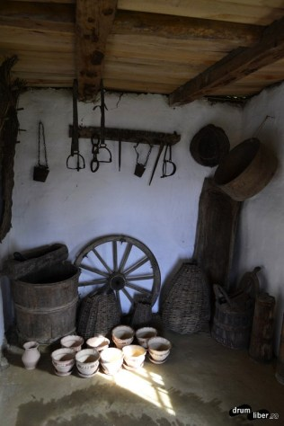 Obiecte din casa părintească a lui Brâncuși