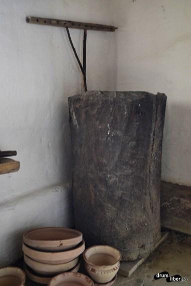 Pârlău (antica mașină de spălat)