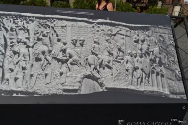 Columna lui Traian, desfășurată - 043