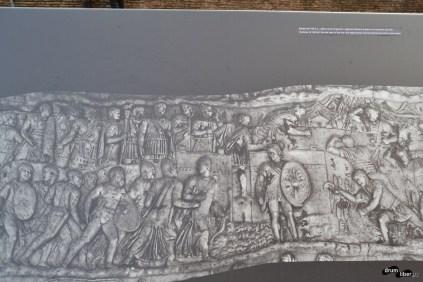 Columna lui Traian, desfășurată - 083
