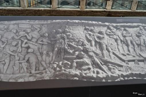 Columna lui Traian, desfășurată - 100